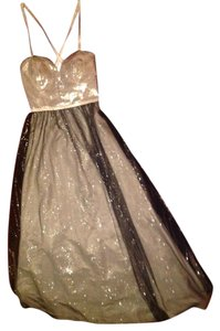 jcp Sequin Sparkle Tulle Prom Dress