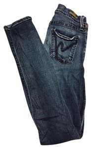 Citizens of Humanity Skinny Jeans-Medium Wash