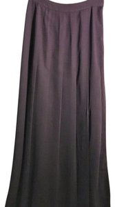Halogen Maxi Skirt Dusty purple