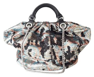 orYANY Satchel in Black, Silver, Coral, Teal