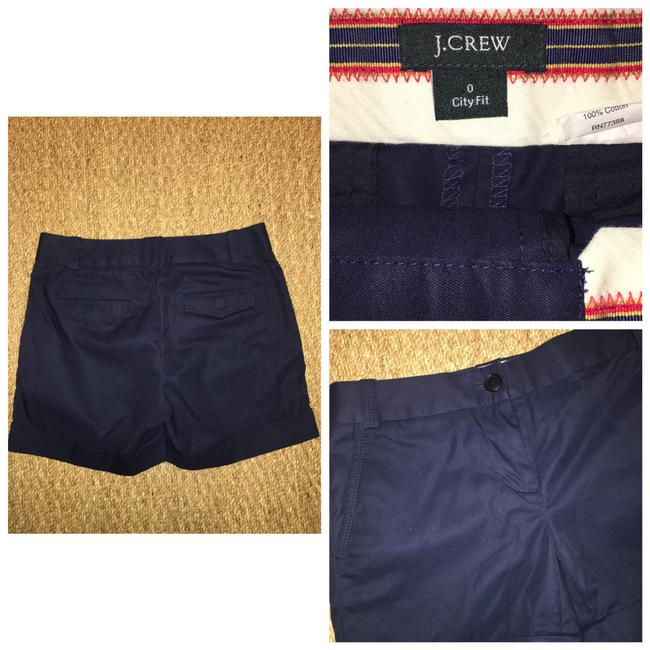 J.Crew Dress Shorts Navy Image 1