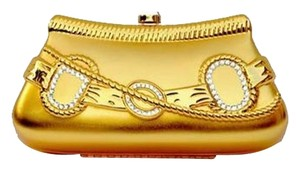 Other Evening Evening Metal Accessories GOLD Clutch