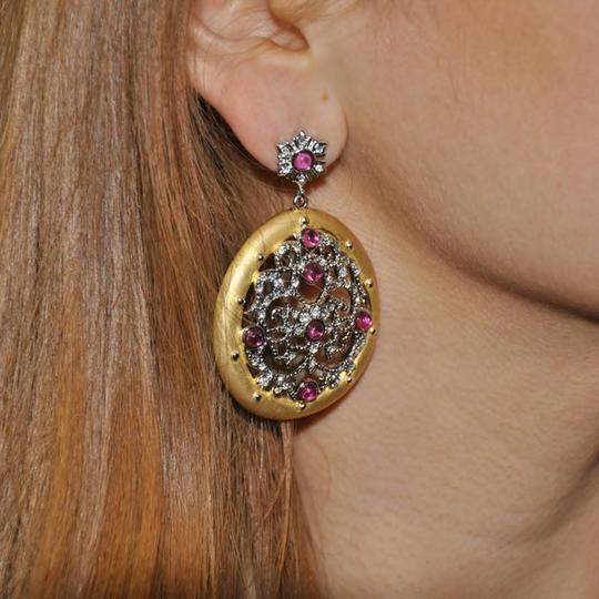 Other Filigree Drop Earrings [SHIPS NEXT DAY] Image 2