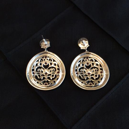 Other Filigree Drop Earrings [SHIPS NEXT DAY] Image 3