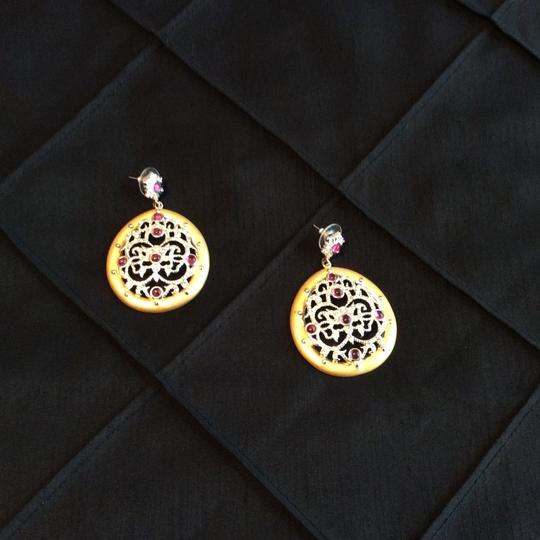 Other Filigree Drop Earrings [SHIPS NEXT DAY] Image 4