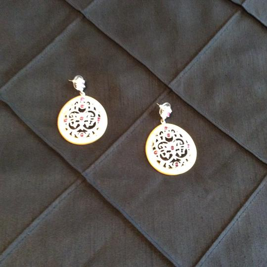 Other Filigree Drop Earrings [SHIPS NEXT DAY] Image 5