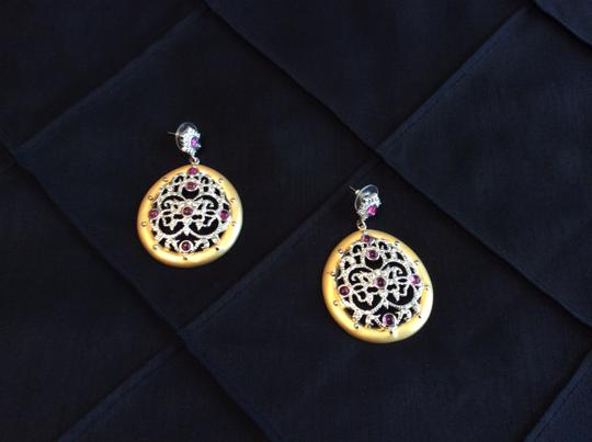 Other Filigree Drop Earrings [SHIPS NEXT DAY] Image 6