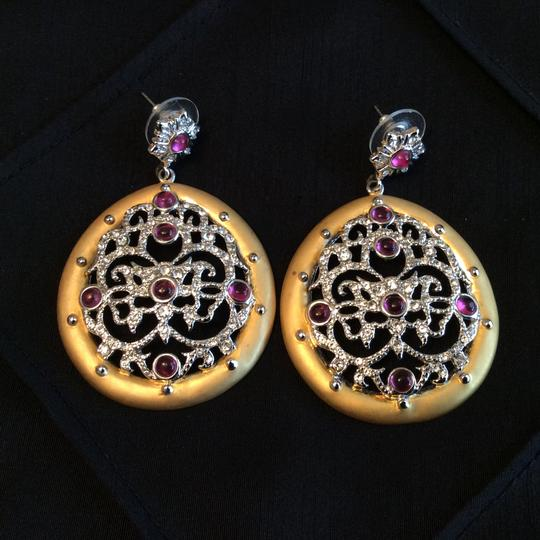 Other Filigree Drop Earrings [SHIPS NEXT DAY] Image 7