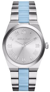 Michael Kors Michael Kors Women's Silver-Tone Channing Watch MK6150