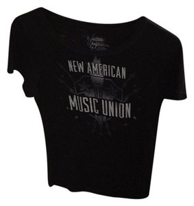 American Eagle Outfitters T Shirt Blk