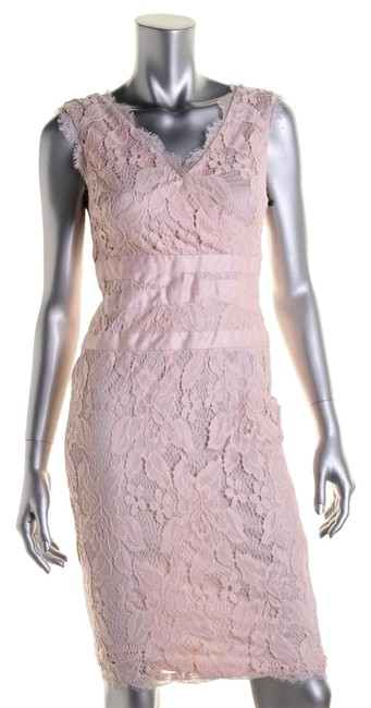Preload https://img-static.tradesy.com/item/18755467/adrianna-papell-pink-above-knee-cocktail-dress-size-6-s-0-1-650-650.jpg