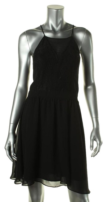 Preload https://img-static.tradesy.com/item/18755569/bcbgeneration-black-cocktail-above-knee-short-casual-dress-size-6-s-0-1-650-650.jpg