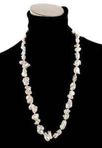 Other abulous BAROQUE Pearl Necklace - Gorgeous Color
