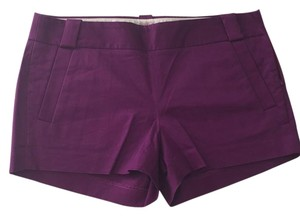 J.Crew Dress Shorts Deep purple