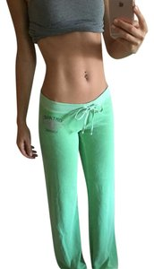 Juicy Couture Relaxed Pants Lime green, pink, navy