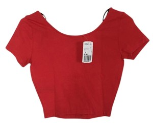 Forever 21 T Shirt Red, blue