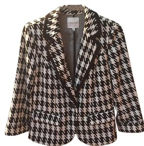 Catherine Malandrino Black and white Blazer