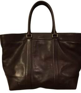 Coach Carry-on Fawn Dark Brown Travel Bag