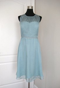 BHLDN Blue Georgina Dress Aegean Opal Dress