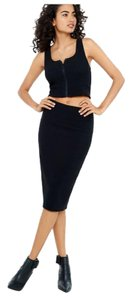 Bar III Skirt Black