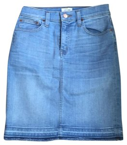 J.Crew Skirt Denim