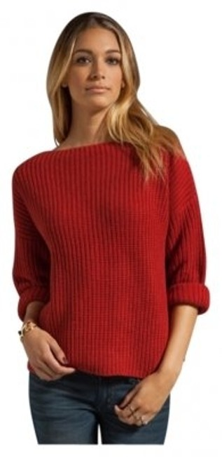 Preload https://item3.tradesy.com/images/vince-crimson-sweaterpullover-size-8-m-187592-0-0.jpg?width=400&height=650