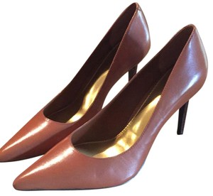 Ralph Lauren Brown Pumps