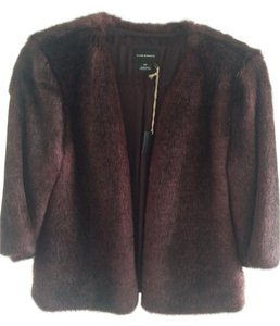 Club Monaco Fur Fur Coat