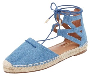 Aquazzura Ligh Blue Sandals