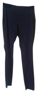 Vera Wang Skinny Pants Navy Blue