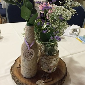 Centerpieces Reception Decoration