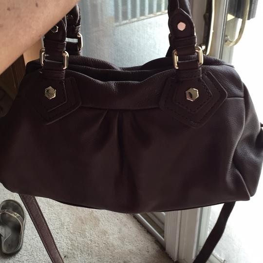 Marc by Marc Jacobs Satchel in Brown Image 11