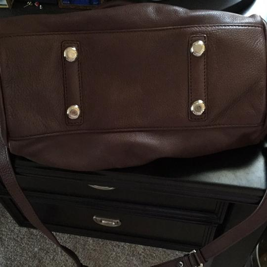 Marc by Marc Jacobs Satchel in Brown Image 7