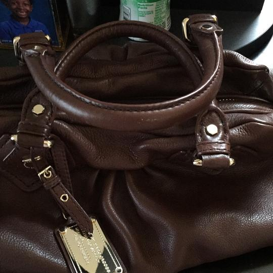 Marc by Marc Jacobs Satchel in Brown Image 8