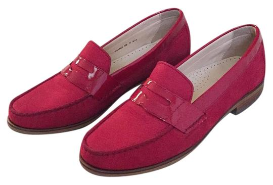 Preload https://img-static.tradesy.com/item/18760861/cole-haan-red-loafers-flats-size-us-6-regular-m-b-0-1-540-540.jpg