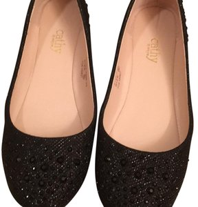 Cat Cathy by cathy jean Flats