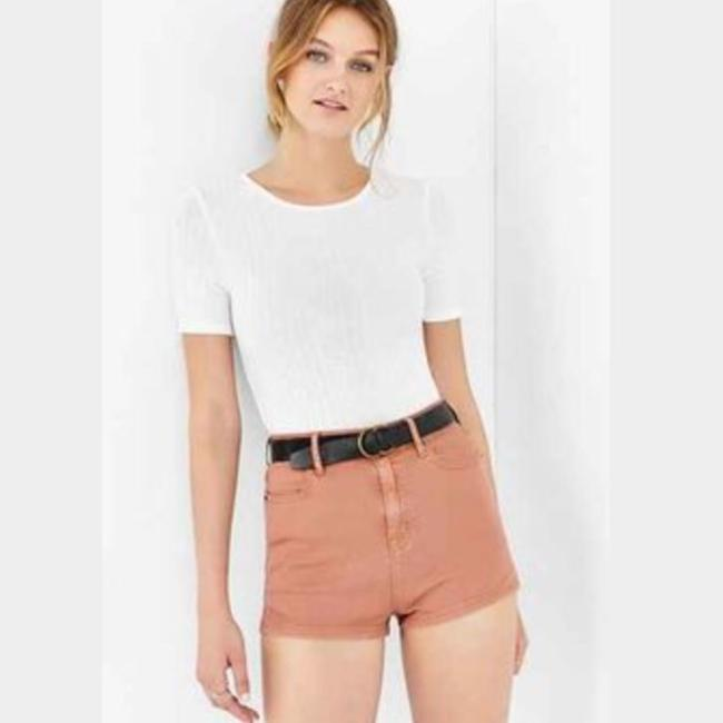 Urban Outfitters Mini/Short Shorts Cocoa Image 1