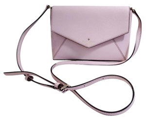 Kate Spade Dot Adjustable Strap Crosshatched Classic Cross Body Bag