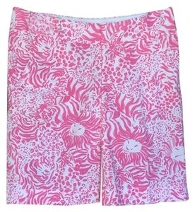 Lilly Pulitzer Bermuda Bermuda Shorts Resort White Get Spotted Small