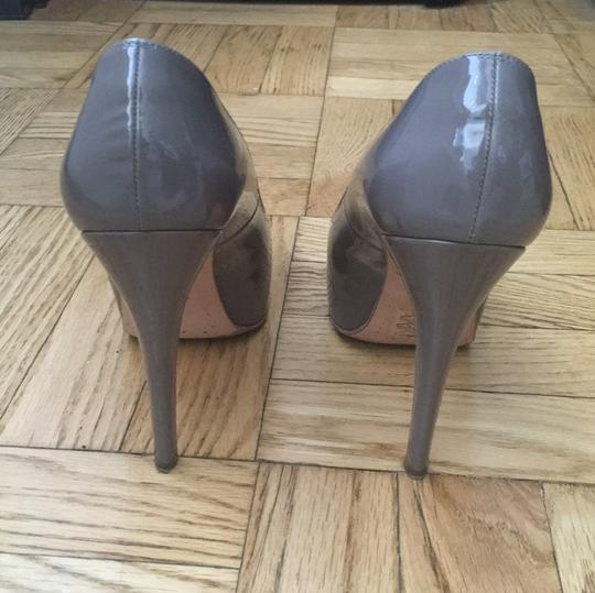 Brian Atwood Charcoal gray Pumps Image 3