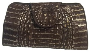 Barfield collection Brown Clutch