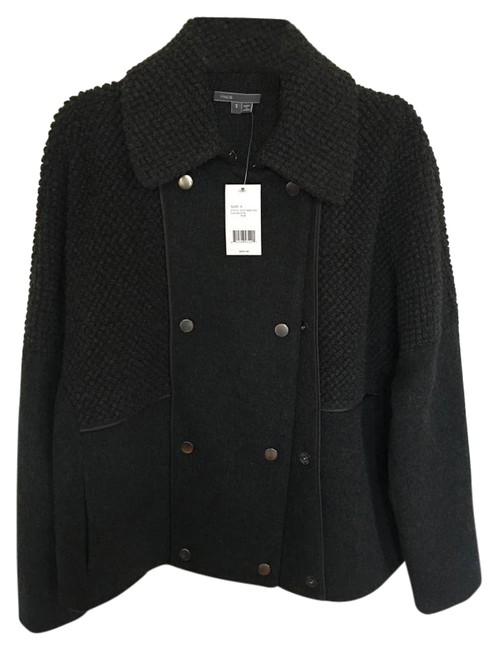 Preload https://img-static.tradesy.com/item/18762736/vince-heather-carbon-sherpa-boucle-pea-coat-size-6-s-0-1-650-650.jpg