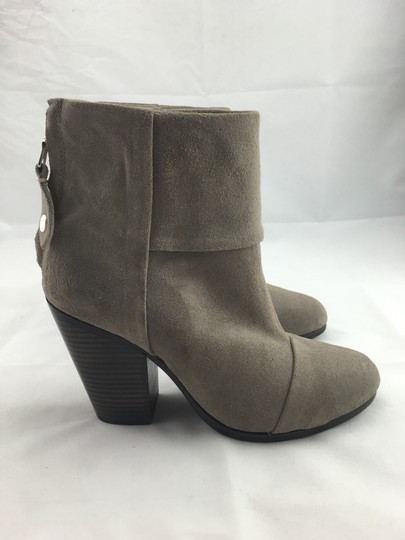 Rag & Bone Ankle Calf Leather And Grey Boots Image 2