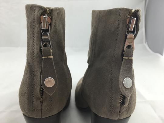 Rag & Bone Ankle Calf Leather And Grey Boots Image 6