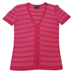 Giorgio Armani Sweater Button-down Blouse Cardigan