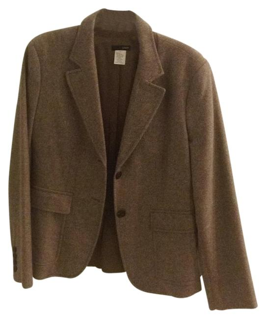 Preload https://img-static.tradesy.com/item/18763849/jcrew-brown-blazer-size-petite-8-m-0-1-650-650.jpg