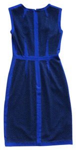 BCBGMAXAZRIA Lace Shift Party Drop Waist Bodycon Dress
