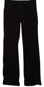 J.Crew Boot Cut Pants Black