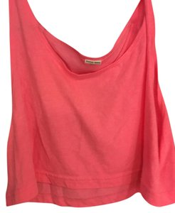 American Apparel Crop Top Pink