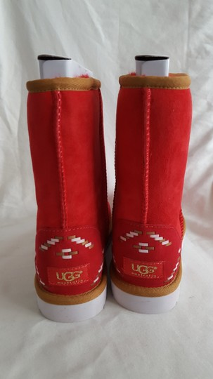 UGG Australia RED Boots Image 4